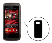 Back Cover / Battery Cover (BLACK) ~ Nokia 5530 XpressMusic