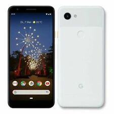 Google Pixel 3a 64GB Clearly White Weiss Weiß Android Ohne Simlock NEU