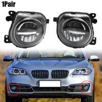 2xFog Light Foglight LED Fog Driving Lamp for BMW 5 Series F07 F10 F11 LCI 14-16
