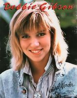 DEBBIE GIBSON 1988 OUT OF THE BLUE TOUR CONCERT PROGRAM BOOK BOOKLET / EX 2 NMT