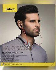 Jabra Bluetooth Headset Halo Smart, red, Blister