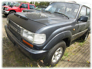 CAR HOOD BONNET BRA fit Toyota Land Cruiser J8 J80 1990-1998  MASK BRA DE CAPOT