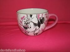 Large Minnie Mouse Walt Disney Store Coffee Cup Mug