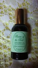 Aromatique Diffuser Oil 2 oz Flowers of the Field Scent FREE SHIPPING!!