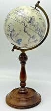 Vintage Miniature Globe Constellations Astrological Signs Zodiac Celestial