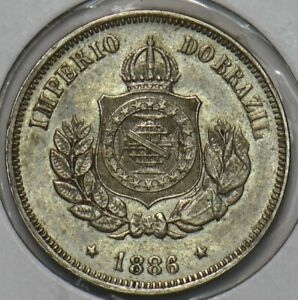 Brazil 1886 50 Reis 296872 combine shipping