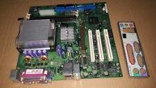 Scheda Madre D1521-A13 GS 1 Socket 478 + Cpu P4 2,53 GHz x Fujitsu Scenic P300