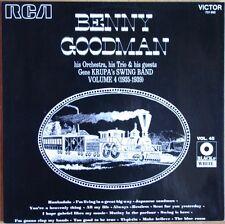 33T LP JAZZ Black & White V0L.45 BENNY GOODMAN VOLUME 4 RCA 731.092 Disque MINT