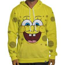 BRAND NEW Beloved Shirts HAPPY SPONGEBOB HOODIE SMALL-3XLARGE CUSTOM MADE