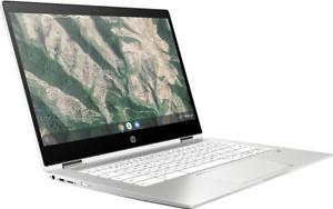 "HP Chromebook 2-in-1 14"" HD Touch - Intel Celeron - 4GB Memory - 32GB eMMC - NEW"
