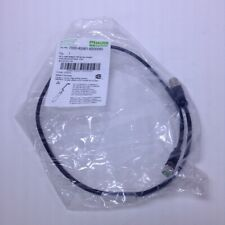 Murr Elektronik 7000-40561-6200060 M12 Male - M8 Female Cable NFP