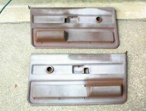 1973-87 CHEVROLET TRUCK C10 INTERIOR DOOR PANEL 1975 CUSTOM DELUXE LEFT RIGHT