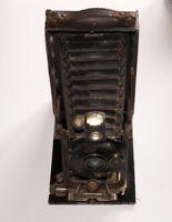 RARE Folding 9x12cm Camera lens Goerz Berlin Dopp.Anastigmat Dagor 13cm f6.8