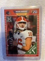 2021 Leaf TREVOR LAWRENCE Pro Set XRC Rookie Card NFL  Jaguars Graded Quanlity?