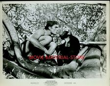"Mike Henry Tarzan And The Valley Of Gold Original 8x10"" Photo #M2630"