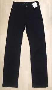 M&S Per Una Straight Leg Jeans BNWT Size 8 Roma Rise Luxe Feel Stretchy