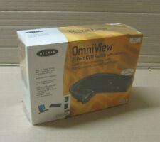 Belkin Omniview E-Series 2 puertos PS/2/KVM Switch F1DB102P-B
