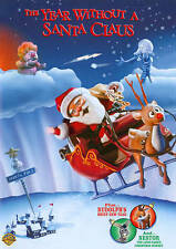 The Year Without a Santa Claus NEW DVD PLUS 2 OTHER CHRISTMAS HOLIDAY FEATURES