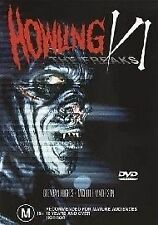 Howling 06 - The Freaks (DVD, 2002) R-4, LIKE NEW, FREE POST IN AUSTRALIA