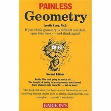 Painless Geometry by Lynette Long (2009, Paperback, Revised)