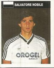 [AA] FIGURINA CAMPIONI & CAMPIONATO 1990/91-CESENA-NOBILE