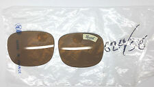 Very Rare Vintage Persol RATTI 624 Brown Lenses Pre-cut 52mm
