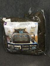 Mainstays Victoria Jacquard Comforter Set, 7 Piece M83C