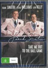 TAKE ME OUT TO THE BALL GAME - FRANK SINATRA NEW & SEALED DVD - FREE LOCAL POST