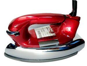 BLACK + DECKER DRY IRON CLASSIC IRON RED MODEL F54 50 ANNIVERSARY 120 V 1100 W