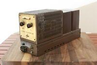 Vintage Fisher 80AZ Mono Tube Power Amplifier