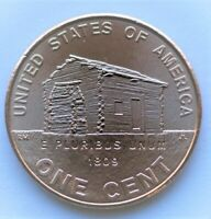 """2009 S Lincoln Memorial Cent """"Birth Place"""" Proof Penny *Free Shipping*"""