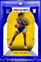 JAMES WISEMAN 2020-21 PANINI NBA HOOPS #205 ROOKIE RC WARRIORS PSA READY