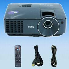 BenQ Mx520 Dlp Projector - 3000 Lumens Hd Hdmi 1080p w/Accessories