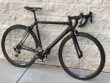 2019 Cannondale Supersix Evo Carbon Ultegra Race 52cm Black Power Meter
