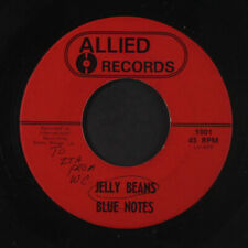 """Blue Notes: Jelly Beans / Yesterday Allied 7 """" Einzel"""
