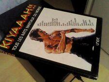 Kiyaaah!!  Tous les Arts Martiaux + 18 fiches arts martiaux télé poche anciennes