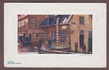 Montcalm House Quebec Canada c1910 Postcard By Raphael Tuck