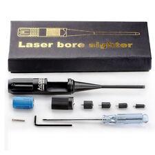 Green Laser BoreSighter Bore Sight kit for .22 to .50 Caliber Rifles Handgun EFF