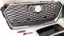 AUDI A5 S5 B9 FRONT GRILLE Honeycomb Mesh black 2016+