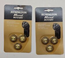 ** Original **  (Two Pack) Remington SP-9 Rotary Heads and Cutters
