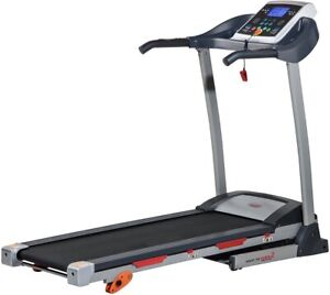 *NEW Great Price* Sunny Health Fitness SFT4400  Folding Treadmill w/DeviceHolder