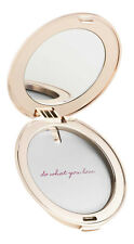 Jane Iredale Refillable Compact Rose Gold. Sealed Fresh