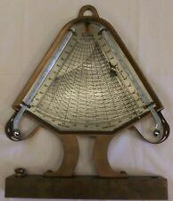 Vintage Tycos Instrument Lloyds 1902 Hygrodeik Brass Scientific Weather Station