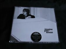 JOHN LENNON 'Imagine' 1999 Enhanced CD single. 7243 888077 08 inc Imagine video.