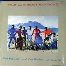 WILLIE & MIGHTY MAGNIFICENTS - CHECK IT BABY - On Scene '70 ( NEMLP 510) LP