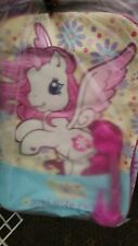 My Little Pony huge Backpack Brand new with Tags free brush too