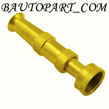 Dramm Replacement 12380 Heavy-Duty Brass Adjustable Hose Nozzle