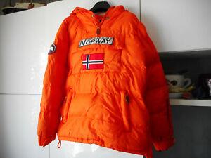 Geographical Norway  invernale Boomerang_man Uomo 86636 antipioggia brice mis S