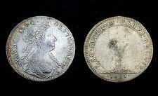 Jeton Marie Thérèse d'Autriche 1683. Un Lys Fertile. Argent. Réf: F 13165
