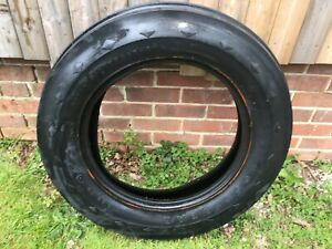 FORDSON NUFFIELD DAVID BROWN GOODYEAR FRONT TYRE 6.00 x 19